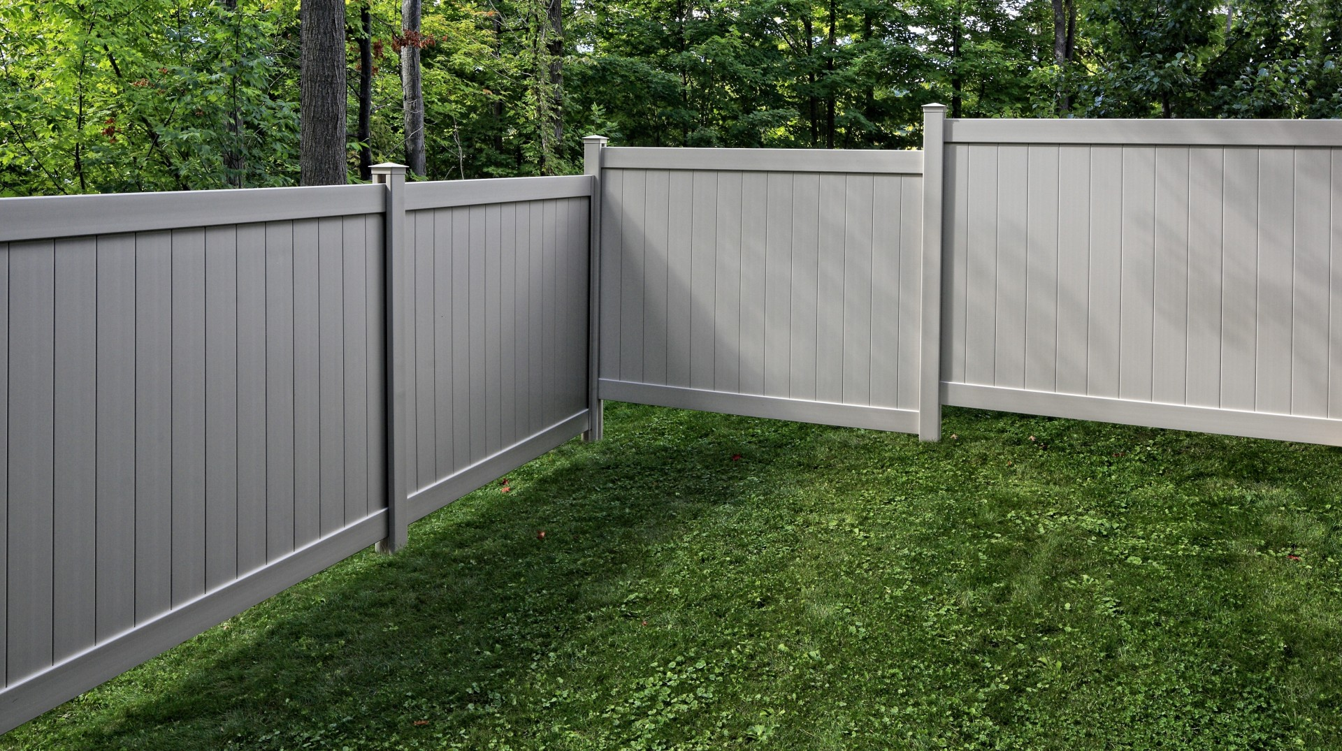Certainteed 174 Bufftech 174 Hyde Park Privacy Vinyl Fence