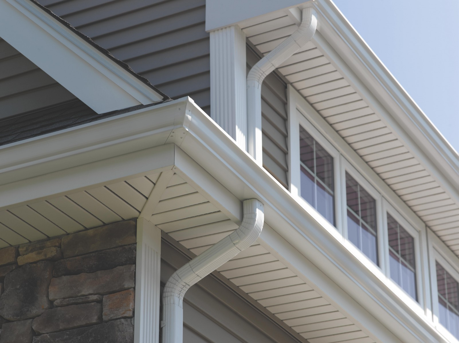 new certainteed perimeter solid and hidden vent soffit combines beauty with better airflow