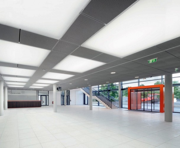 Lightframe 174 Translucent Ceiling And Wall System From