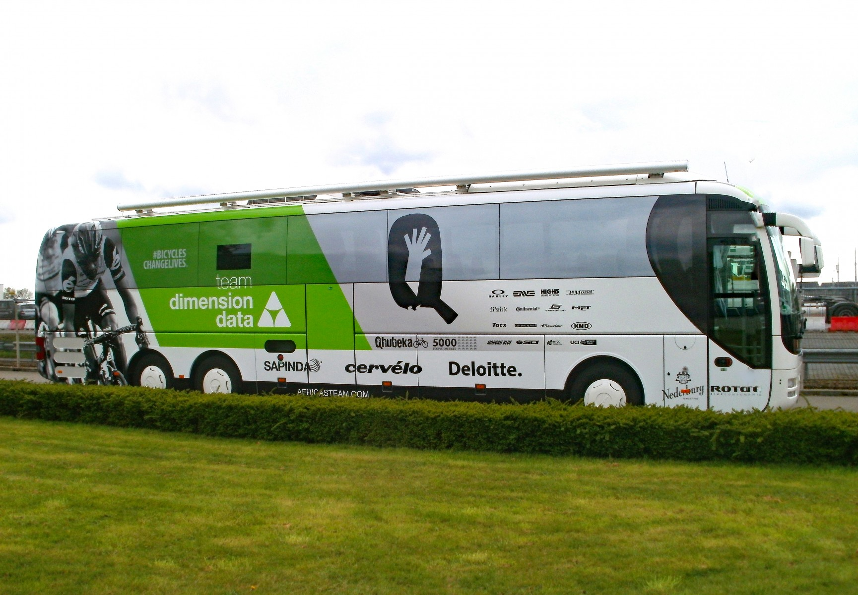 Metamorfose voor MAN Lion's Coach L