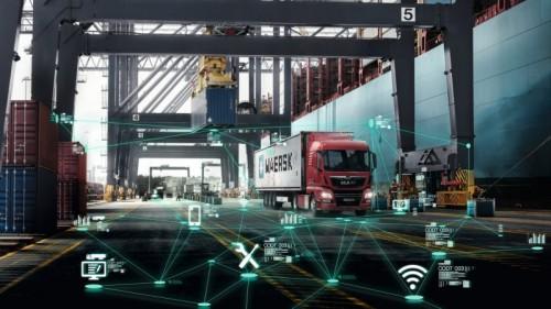 MAN en HHLA starten 'Hamburg TruckPilot' voor autonoom rijdende trekkers