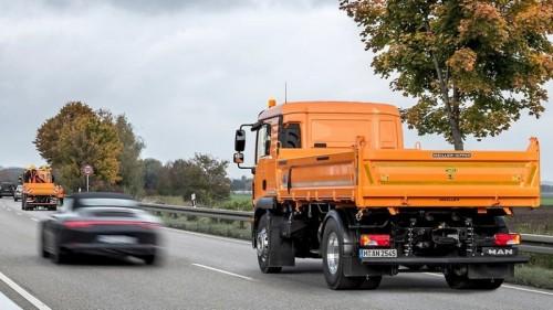 Truck Innovation Award voor MAN aFAS