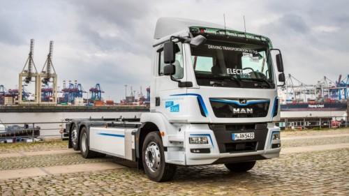 MAN eTruck wint 2018 European Transport  Award voor duurzaamheid