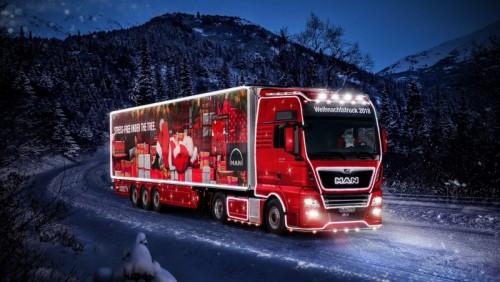 KerstMAN on tour in Beieren