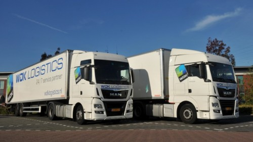 WDK Logistics vernieuwt vloot met MAN