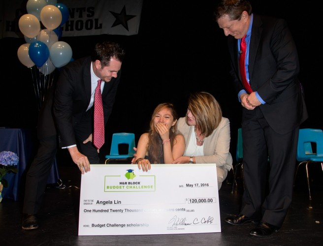 H R Block Budget Challenge Gets Teens Real World Ready H R Block