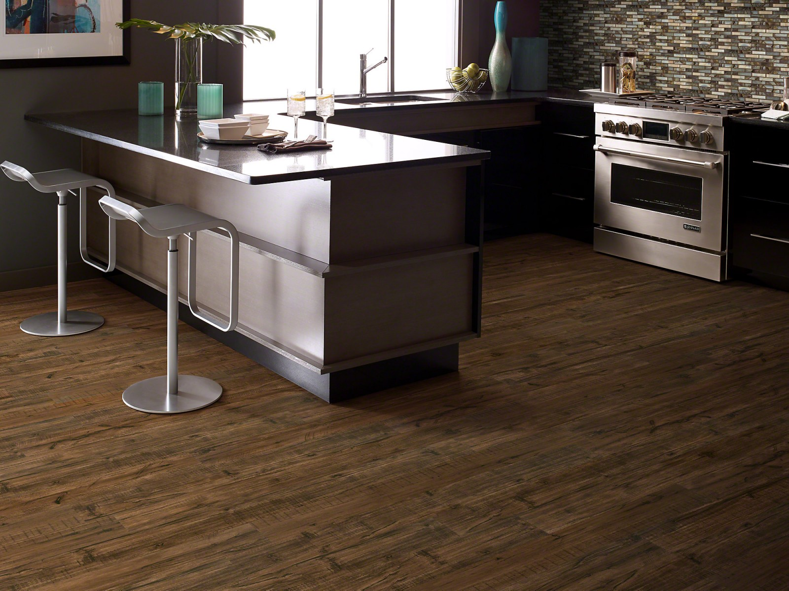 Floorte Vinyl Flooring Collection | Valore Plank, Parma