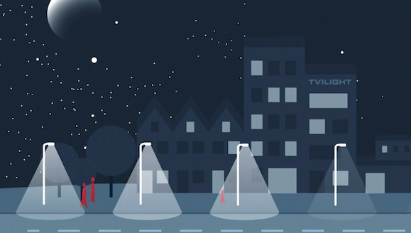 Tvilight Intelligent Street Lights The Potential Of Internet Things