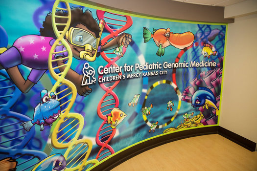 Center for Pediatric Genomic Medicine