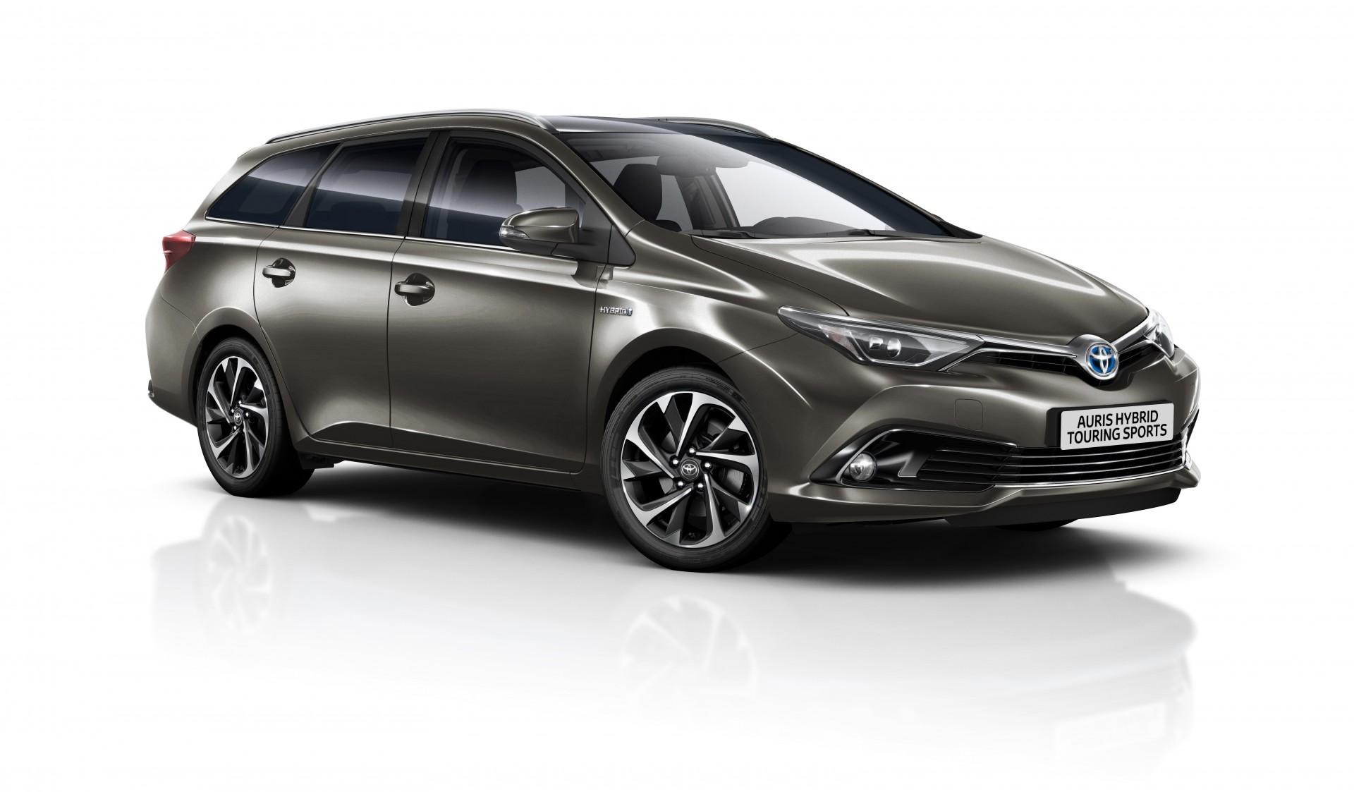Toyota Corolla Touring Sports News