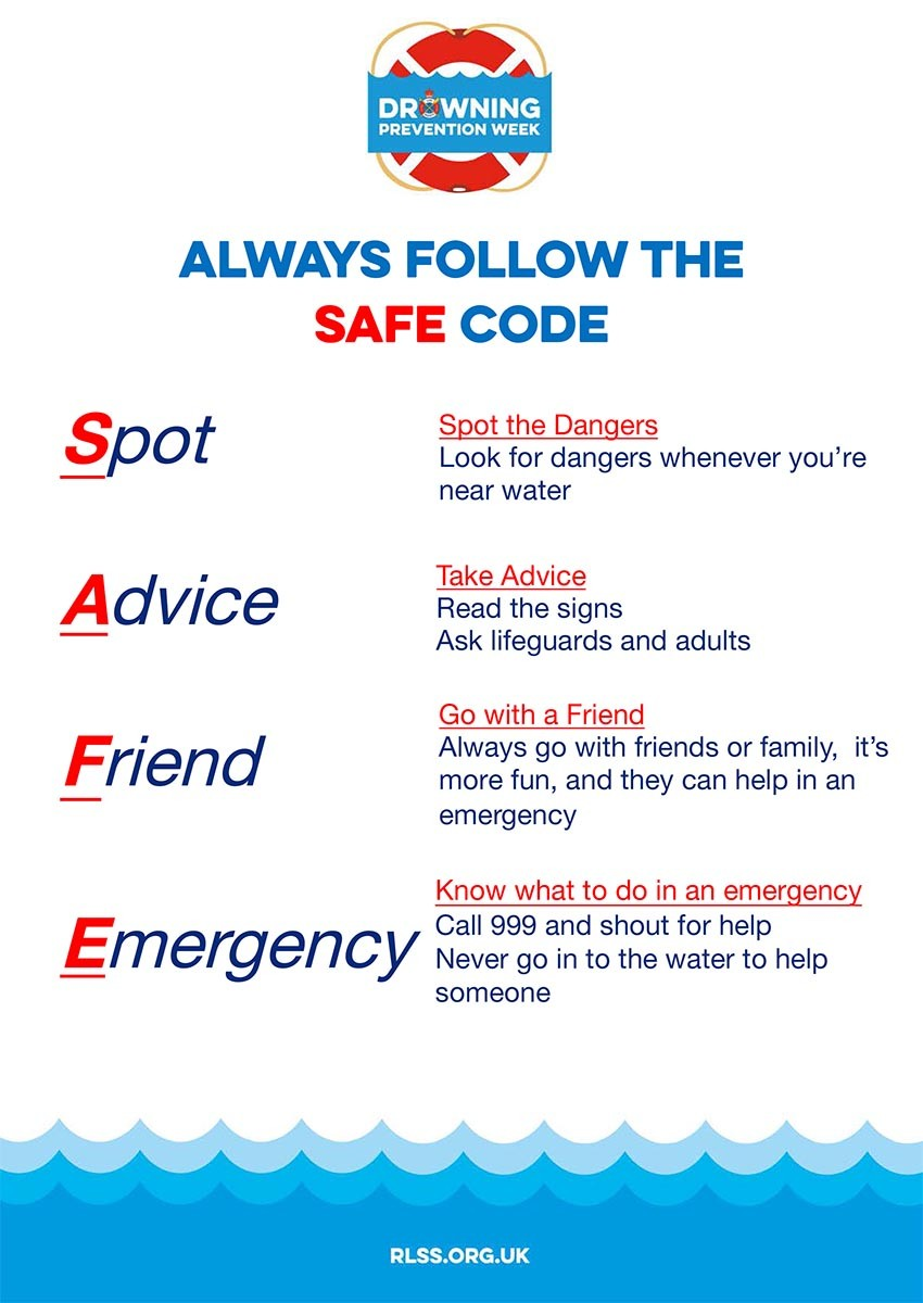 RS0376 SAFE Code Poster