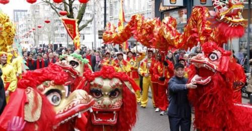 Albeda College start samenwerking met Stichting China Festivals Rotterdam