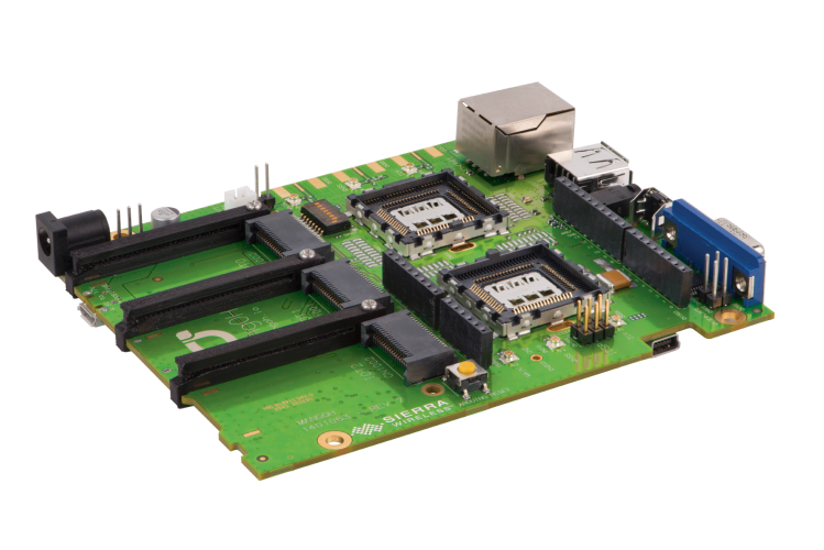 MangOH Green Open Open Hardware Platform for Industrial IoT applications