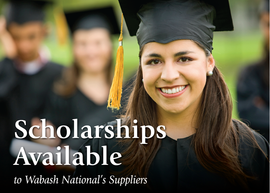 Supplier Scholarship