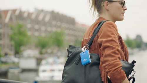 Αποτέλεσμα εικόνας για KLM develops smart Care Tag that assists travelers in Amsterdam