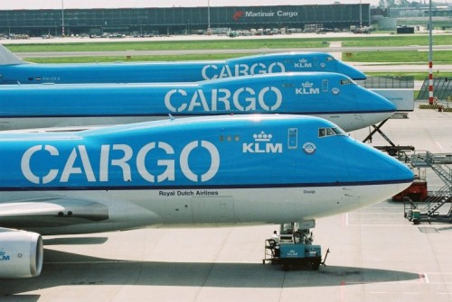 KLM Cargo launches pilot project to optimise supply chain.jpg