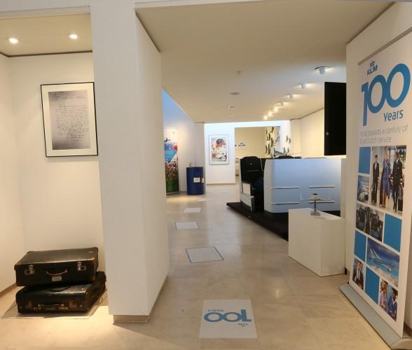 Newsroom klm for Eurlings interieur