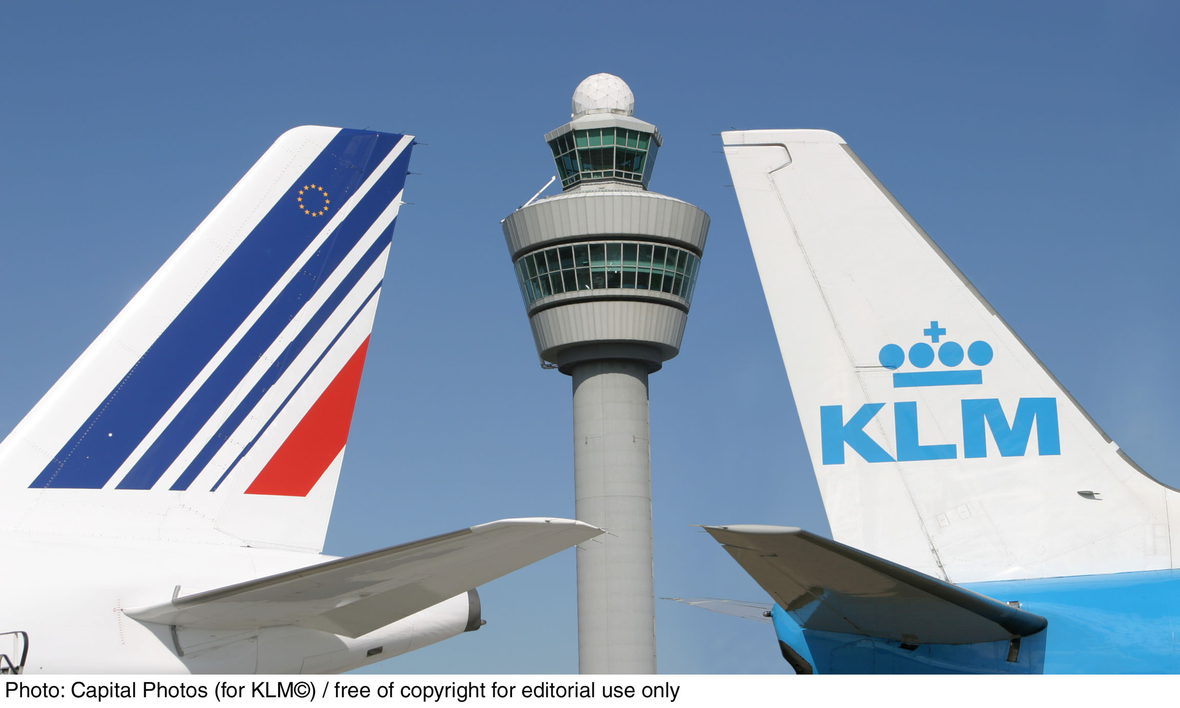 AirFrance - KLM Tails