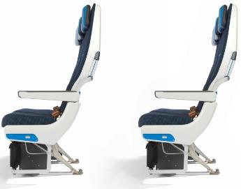 Klm introduceert nieuw cabine interieur en inflight for Interieur 777
