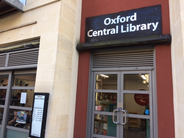 CentralLibrary