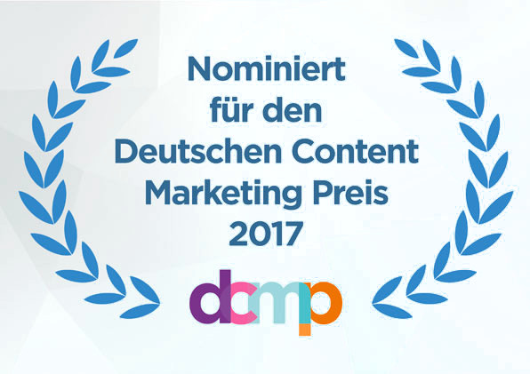 KYOCERA Deutscher Content Marketing Preis