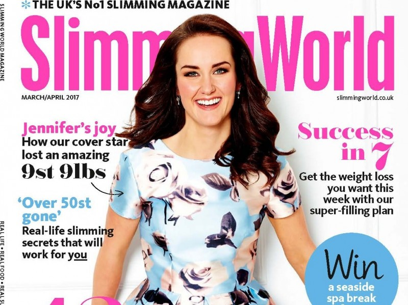 Bride to be jennifer is miss slinky and slimming world How to lose weight with slimming world