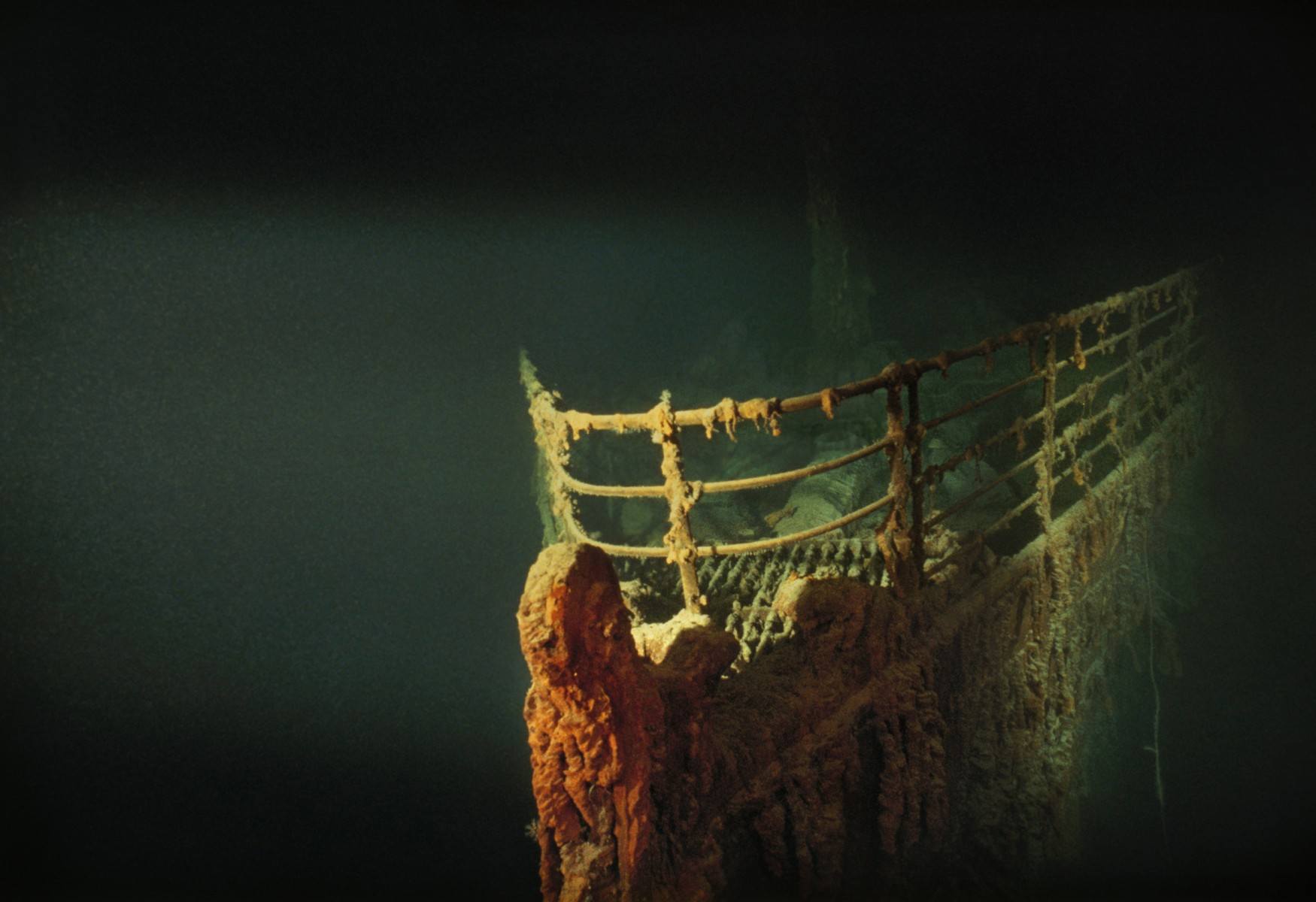 National Geographic Museum Reveals Previously Classified Story About Legendary Shipwreck in 'Titanic: The Untold Story,' Opening May 30