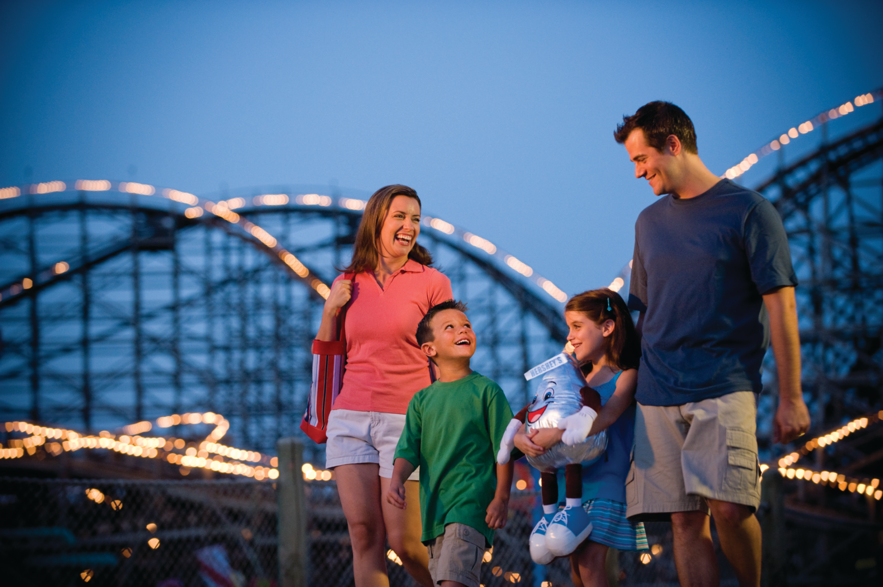 Season Pass Holders have the sweetest time at Hersheypark!
