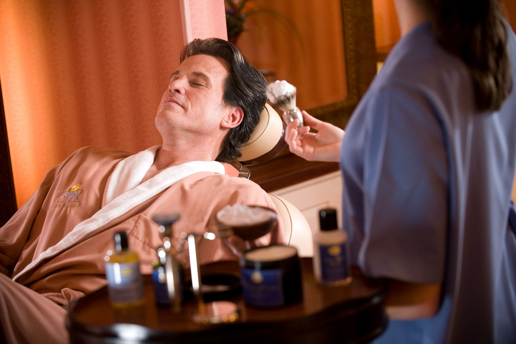 Let Dad indulge at The Spa At The Hotel Hershey!