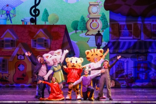 Daniel Tiger's Neighborhood Live: King For A Day!  Coming to Hershey Theatre