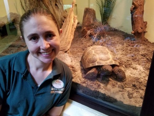 Behind the Scenes at ZooAmerica