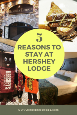5 Reasons To Stay At Hershey Lodge