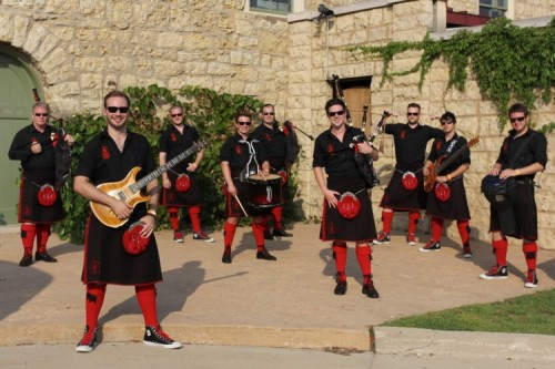 The Red Hot Chilli Pipers Returning to Hershey Theatre