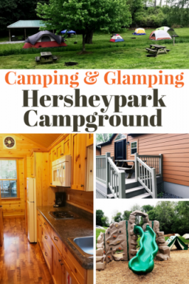 Hersheypark Camping Resort - Choose Your Own Adventure