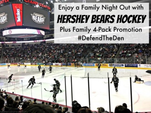 Enjoy a Family Night Out with Hershey Bears Hockey