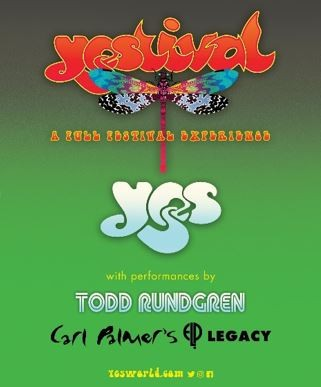 Yes Brings Yestival Tour to Hershey Theatre