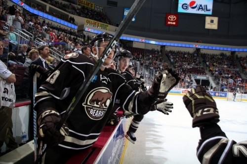 Your Hershey Bears Earn Playoff Spot