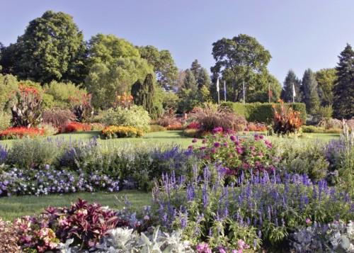 Gardening Tips from Hershey Gardens: Planting Summer Annuals
