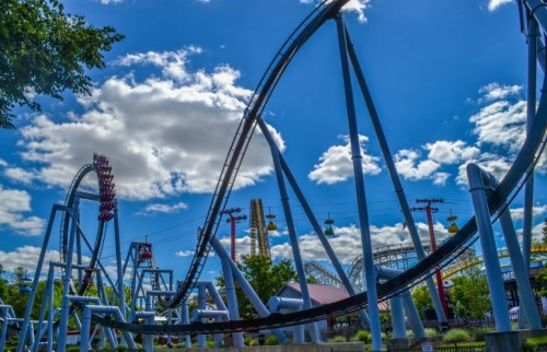 Hersheypark Celebrates National Roller Coaster Day