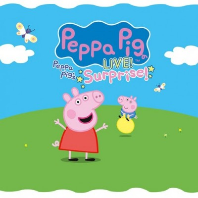 Brand New Peppa Pig Live Show Coming to Hershey Theatre