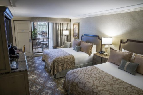 The Hotel Hershey's West Tower Receives a Fresh New Look
