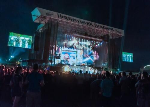 Summer Concert Series Set to Kickoff at Hersheypark Stadium