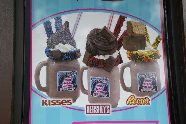 Get #HersheyparkHappy with a sweet King Sized Shake | 640 x 426 jpeg 85kB