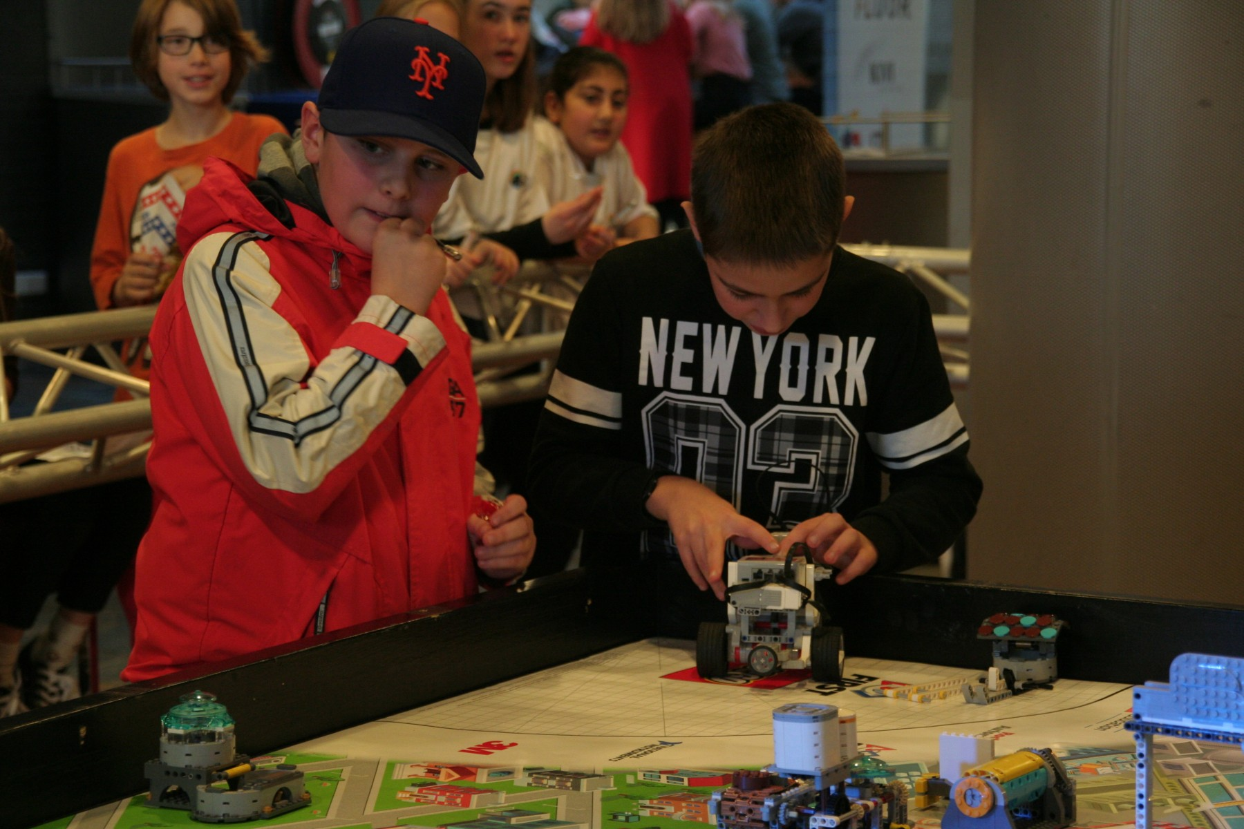 Regiofinale FIRST® Lego® League