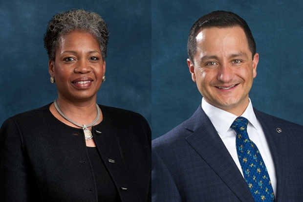 Mercedes Benz Financial Services Executives Honored As Influential Leaders