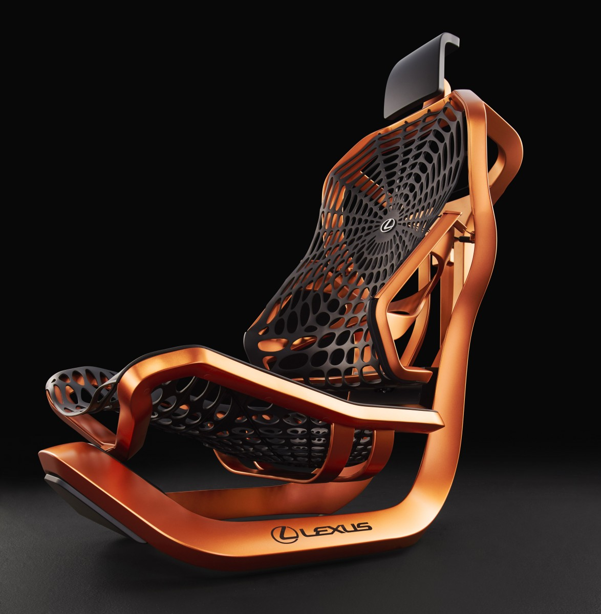 Lexus Kinetic Seat Concept 6