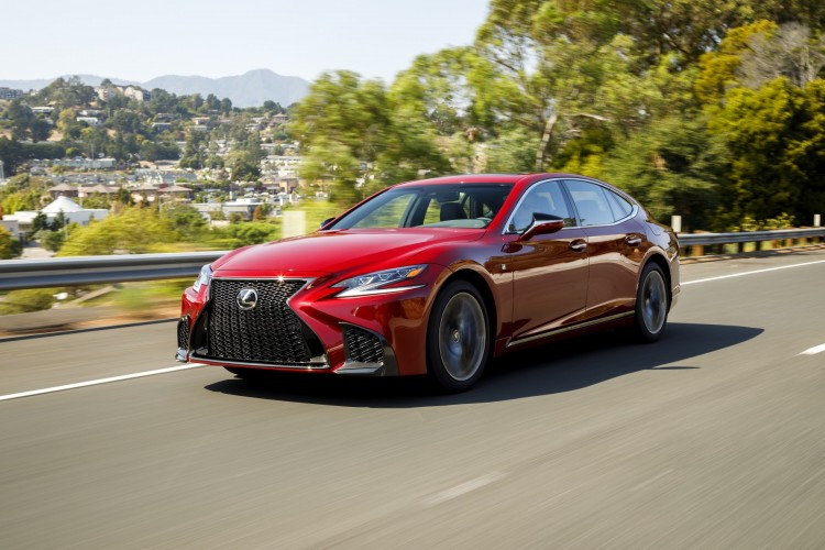 LEXUS TO EXHIBIT ALL NEW LS FLAGSHIP AND TO PREMIERE CONCEPT CAR AT TOKYO  MOTOR SHOW 2017