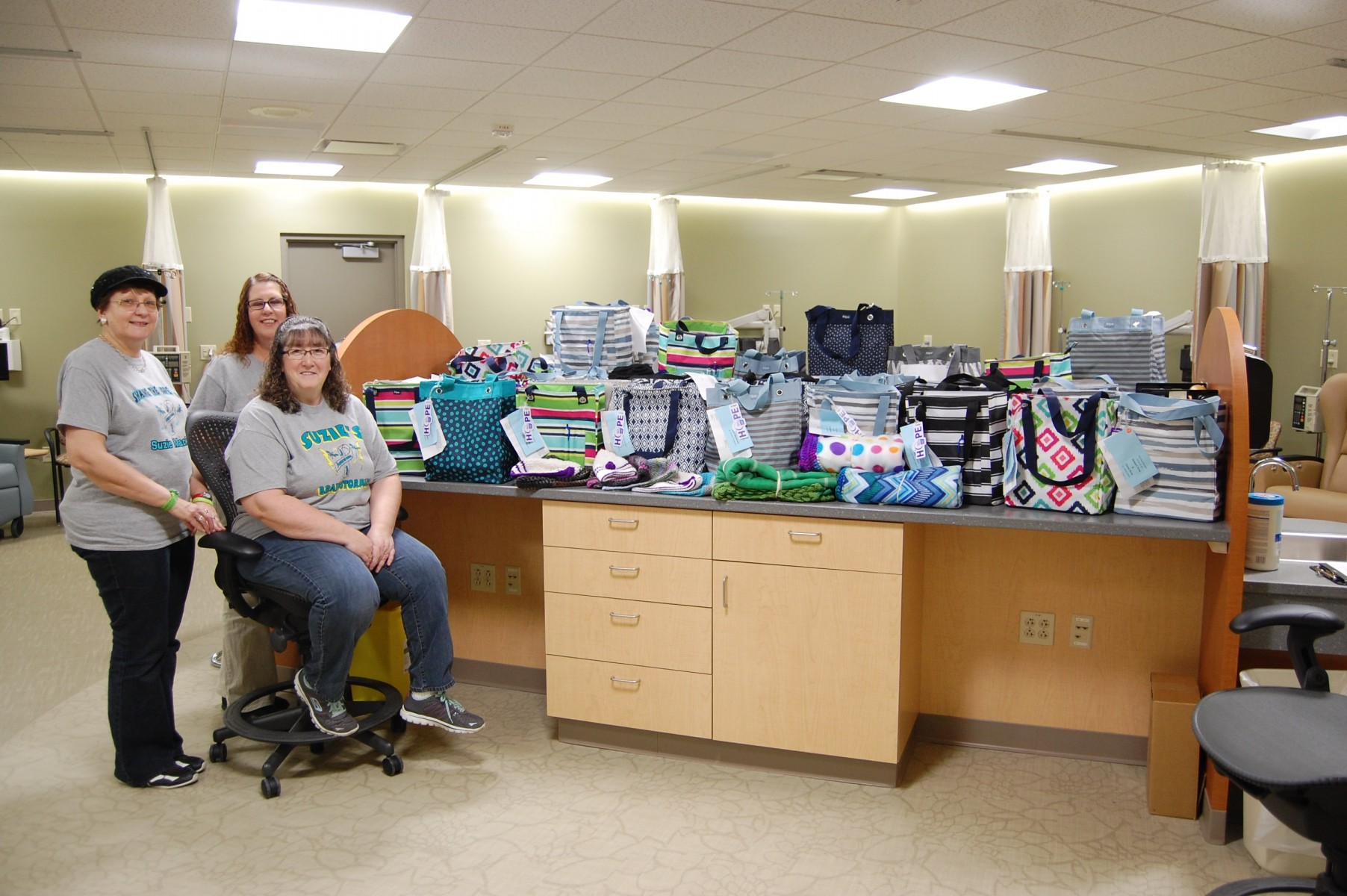 Chemo Care Bags 3 10 17