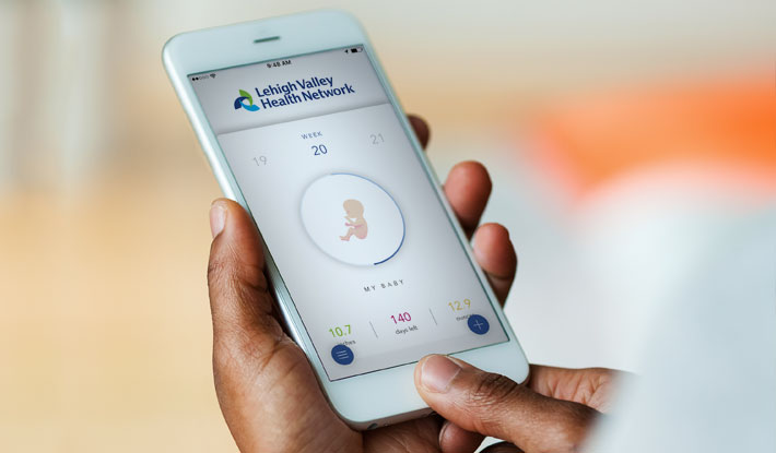 Lvhn Introduces Baby Bundle App In Anion Of New Delivery Next Summer