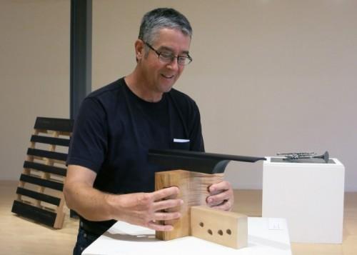 Guest Sculptor Carlton Bradford Lecturing at Del Mar College Thursday, Jan. 31 image